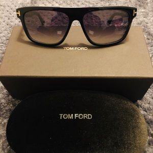 1c616e1beca6 NEW AUTHENTIC TOM FORD FT0628 S Black Sunglasses